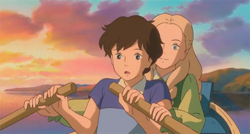 «When Marnie Was There» («Omoide no Marnie»)